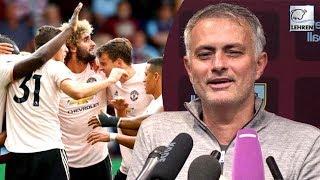 Jose Mourinho Shocking Reaction After Manchester United Beat Burnley