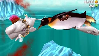 Hungry Shark Evolution Moby Dick Android Gameplay #2