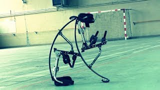 Echasses urbaines / Jumping stilts / freestyle 2014