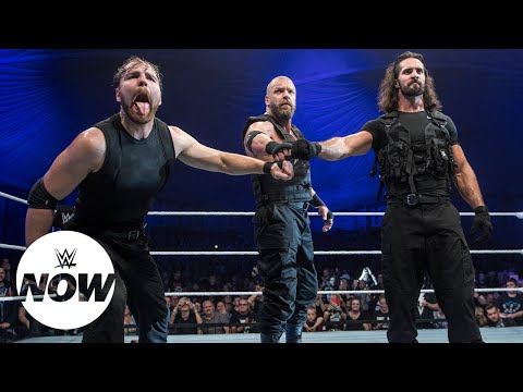 Xxx Mp4 5 Craziest WWE Moments You Didn 39 T See On TV In 2017 WWE Now 3gp Sex