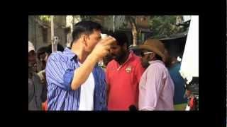 Making of Chinta Ta Ta Chita Chita with Kareena Kapoor - Rowdy Rathore
