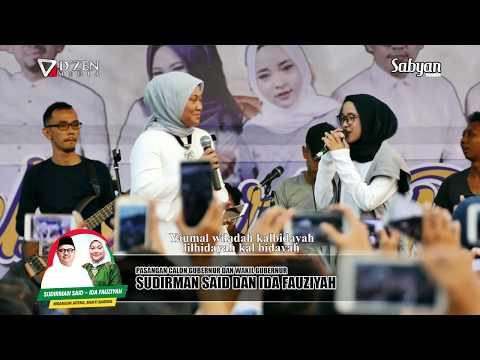 Ya Habibal Qolbi - Sabyan Gambus Live Semarang