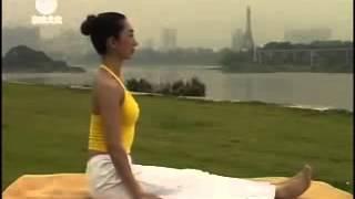 Tư thế kéo cung   Thư viện Yoga