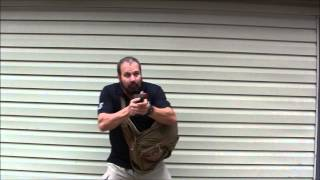 Elite SmokeScreen Single Strap Backpack - Product Informaiton