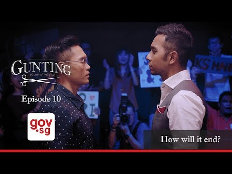 Xxx Mp4 Gunting The Series Episode 10《 Malay Drama With English Subtitles 》 3gp Sex