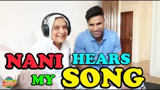 Nani Heard My Song!! | Rahim Pardesi