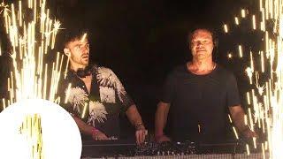 Pete Tong & Patrick Topping - Radio 1 in Ibiza 2018 - Café Mambo