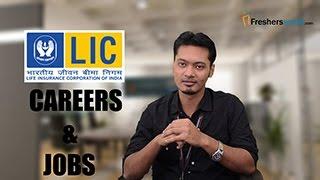 LIC- Life Insurance Corp Recruitment Notification 2017 – Jobs,  Exam Dates, results