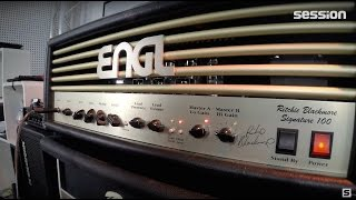 Engl E650 Ritchie Blackmore Signature