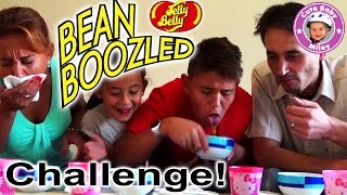 Bean Boozled Challenge - die eklige Bohnenchallenge - Jelly Beans - Kinderkanal