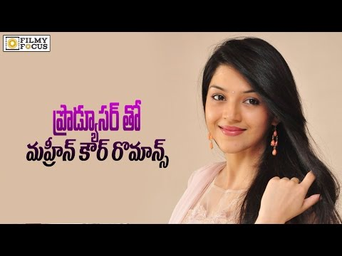Actress Mehreen Kaur New Movie With Star Producer..!! - Filmy Focus