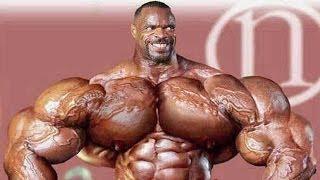 شاهد أضخم عضلات فى العالم وأقوى الرجال...لايفوتك