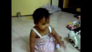 Baby Dance for tamil song.3gp