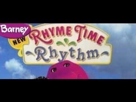 Barney Rhyme Time