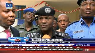 Police Claim Dino Melaye Is Fit To Stand Trial