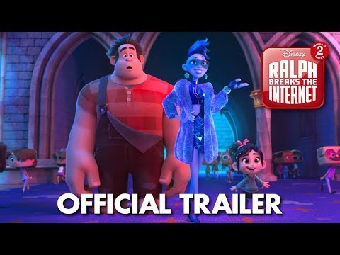Ralph Breaks the Internet: Wreck-It Ralph 2 Official Trailer