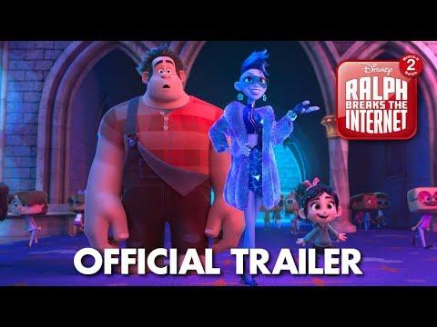 Xxx Mp4 Ralph Breaks The Internet Wreck It Ralph 2 Official Trailer 3gp Sex