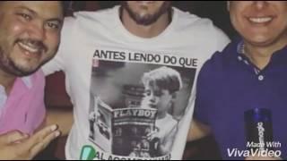 Marcos Harter: Curtindo a noite em Cuiabá e voltando p São Paulo
