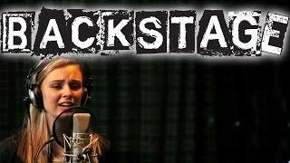 BACKSTAGE - Aviva Mongillo: Shoot Me Down   Disney Channel Songs