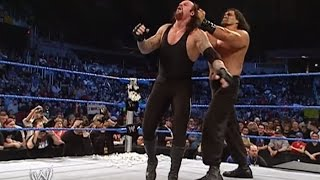 Great khali vs undertaker best fight