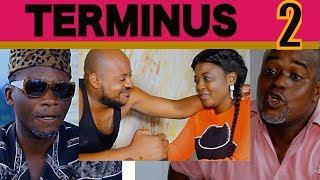 TERMINUS Ep 2 Theatre Congolais avec Maman Top, BelleVue,Ada,Ebakata,Mimie Kabeya,Pierro