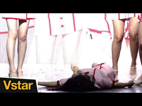 Xxx Mp4 쇼케이스 도중 쓰러진 걸그룹 샤샤 SHASHA 중국인 멤버 완린 샤샤 WHAT THE HECK Showcase 3gp Sex