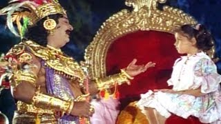 Ghatothkachudu Movie Songs - Andala Aparanji Bomma - Kaikala Satyanarayana
