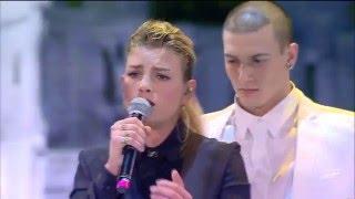 Emma e Gabriele (Ballerino) - Io di te non ho paura - Amici15