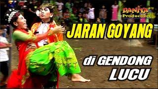JARAN GOYANG DI GENDONG LUCU By Daniya Shooting Siliragung