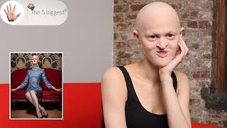 The girl you will never guess the job! Overcoming Genetic disorder! ~ Body Bizarre!