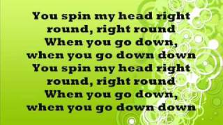 Flo Rida ft Kesha-Right Round(With Lyrics)