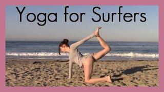 Yoga for Surfers - 30 min Yoga Flow