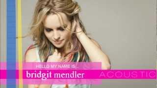 Bridgit Mendler - Blonde (Acoustic Version) - HD