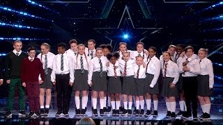 Entity Allstars - Britain's Got Talent 2015 Semi-Final 1