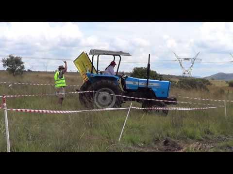 RFAD 2014 Suzuki Dream Team Tractor HandeVierVoet