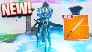 """NEW """"INFINITY BLADE"""" GAMEPLAY VICTORY in Fortnite!"""
