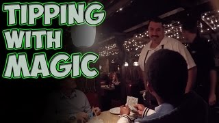 Tipping With Magic