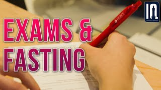 Q196 - Exams whilst fasting