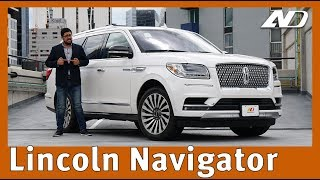 Lincoln Navigator ⭐ - ¡Quítate! Soy dueño de la calle.