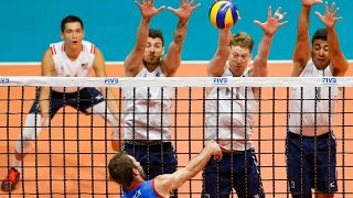 FIVB World League 2016 ALL ACTION - Iran v United States Men