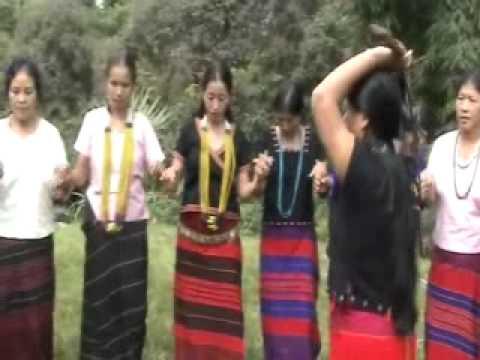 FOLK DANCE BY ADI TRIBE WOMEN