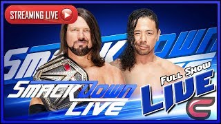 WWE SmackDown Live Full Show May 8th 2018 Live Reactions