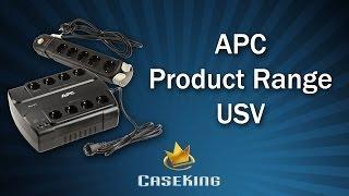 APC Überspannungsschutz und USV - Caseking TV
