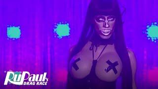 Naughty Nighties Runway Looks BONUS Clip   RuPaul's Drag Race Season 9   VH1