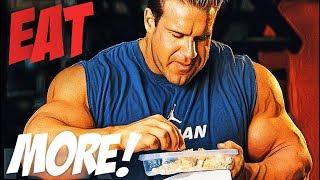 EATING IS THE HARDEST PART - Bodybuilding Lifestyle Motivation