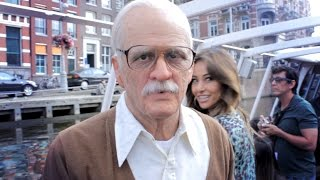 OLD MAN PICKING UP GIRLS ft. JOHNNY KNOXVILLE