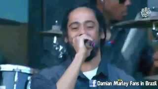 Damian Marley - Intro/Make It Bun Dem Live Chile 2015