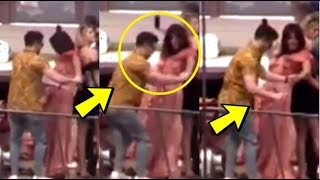 Nick Jonas SAVES Drunk Wife Priyanka Chopra From Falling off the Boat in Paris