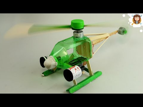 How to make a Helicopter -