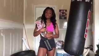 WWE #ToughEnough - Nesfayia Watkins